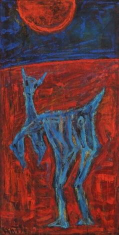 Mėlynas mano žvėris