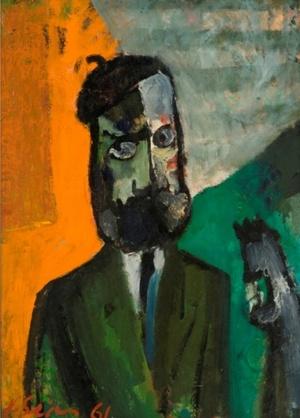 Portrait of Surgailis