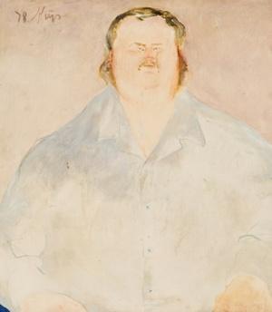 Povilo Kūdulio portretas