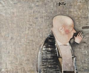 Tonu Koiv portretas