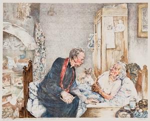 Mano senelės išpažintis