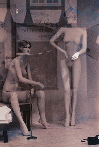 """From series """"Humans and Mannequins"""""""