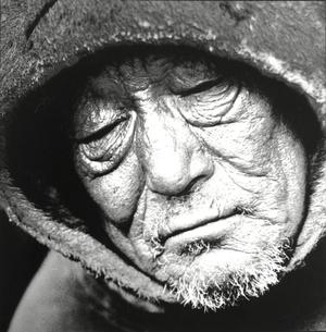 """Nenco portretas. Jugros tundra. Iš serijos """"Prie Karos jūros"""""""