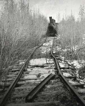 Geležinkelio tiesimas į Norilską sustojo 1953 metais, Stalinui mirus. Kureika