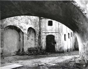 Buvęs seserų Bernardinių vienuolynas. Refektoriumas. Vilnius