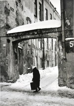 Užupio gatvė. Vilnius II
