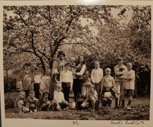 Audrius Puipa ir 18 vaikų