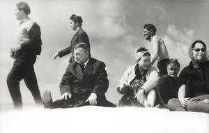 J. P. Sartre ir S. de Beauvoir Lietuvoje. Nida