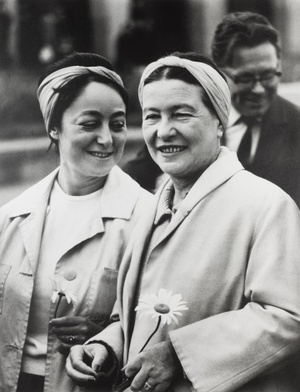J. P. Sartre ir S. de Beauvoir Lietuvoje. Su Lenina Zonina