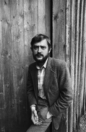 """Arūnas Vaitkūnas. Beržoras (From the series """"Artists and Photographers"""")"""