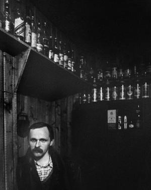 """Alfonsas Budvytis. Vilnius. Iš serijos """"Fotografai"""""""