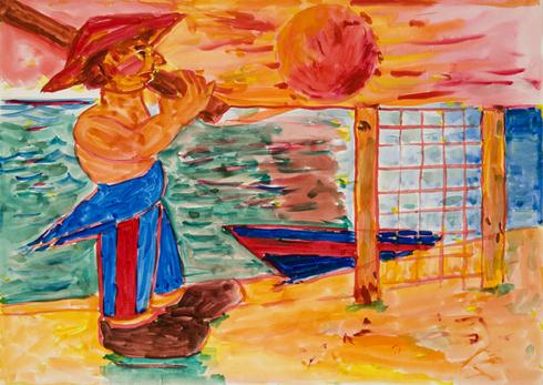 ...Old Fisherman from Palanga
