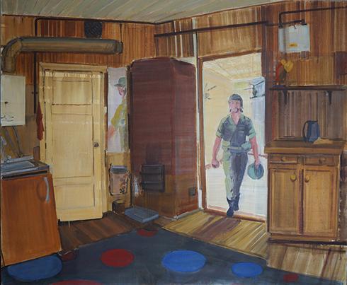 Čakas Norisas mano virtuvėje
