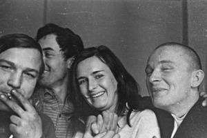 Simas Nikitinas, Vladimiras Panaskovas, Teodora Každailienė, Petras Repšys