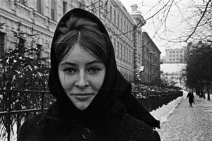 Nora Grigalavičiūtė Lenino prospekte