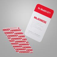 MOdernisto kortelė
