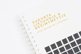 2018 metų dizaino kalendorius-darbaknygė