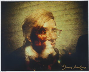 Andy Warholas ir Johnas Lennonas
