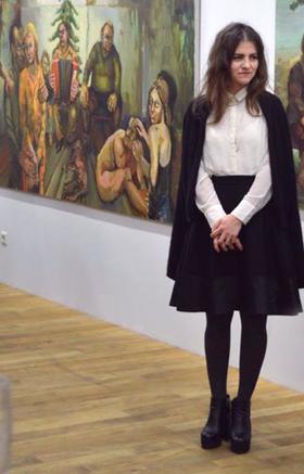 Kristina Kurilionok